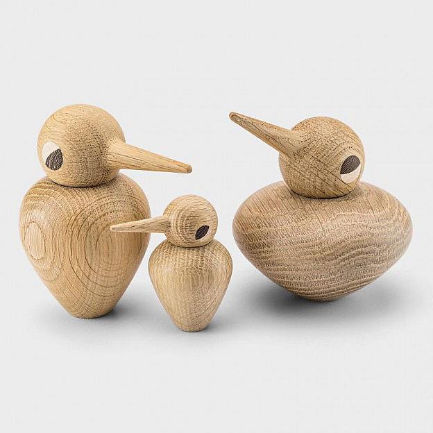 Holzvogel bird, Eiche