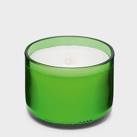 Duftkerze Weinglas