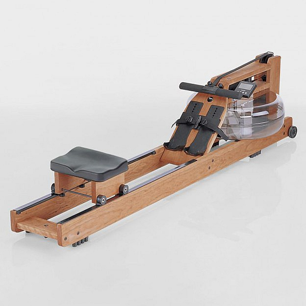 Ruderergometer Holz