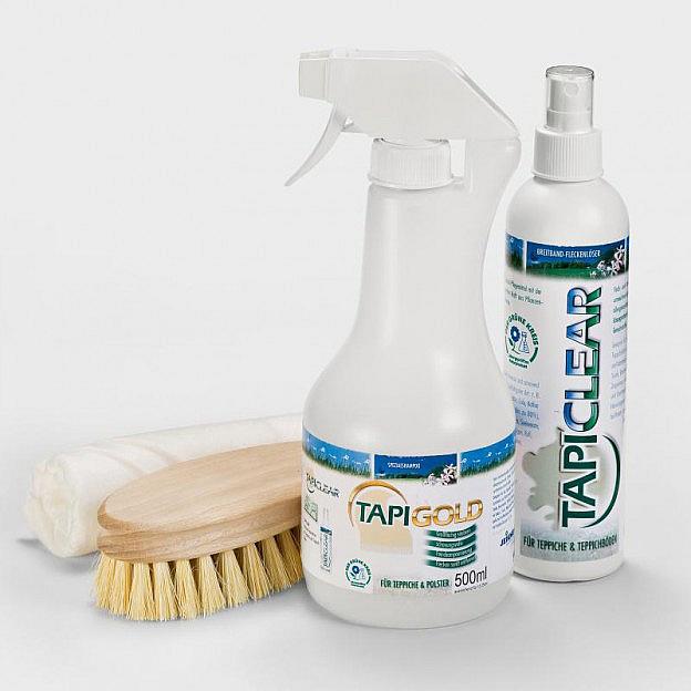 Reinigungsset für Teppiche und Polstermöbel