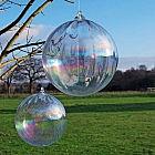 Seifenblasen - Glaskugel