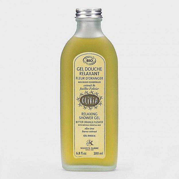 Bio-Olivenölduschgel