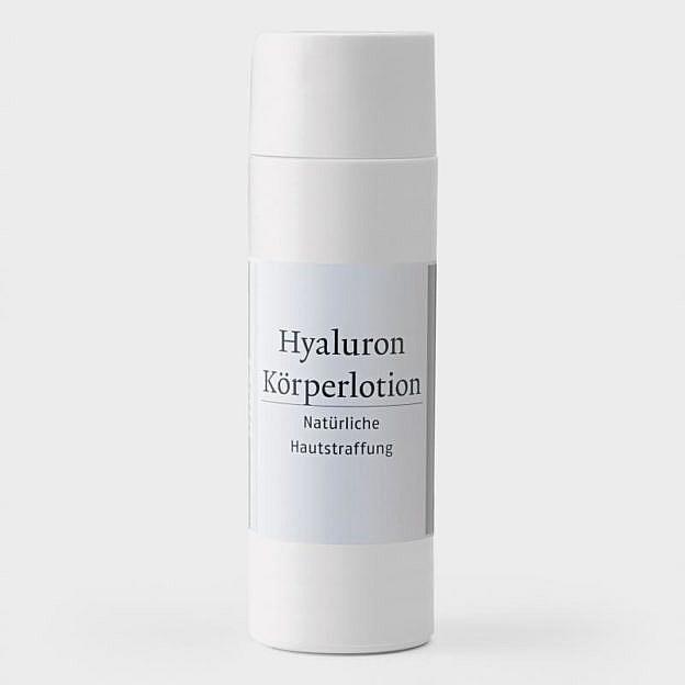 Hyaluron-Körperlotion