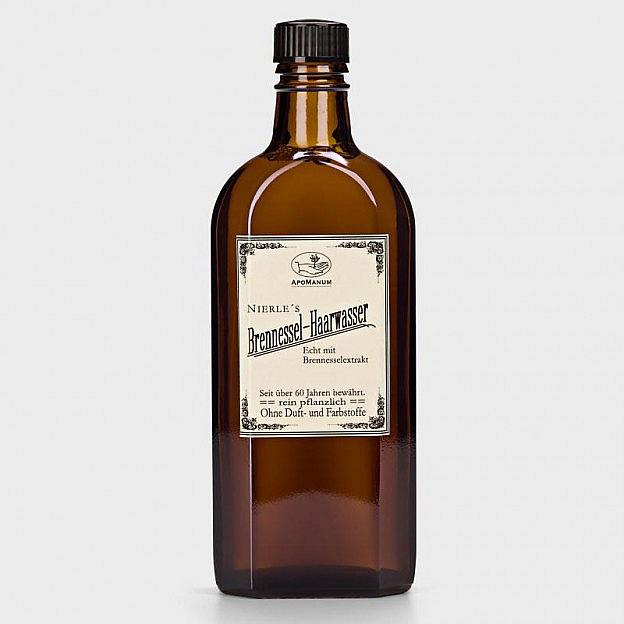 Brennnessel-Haarwasser