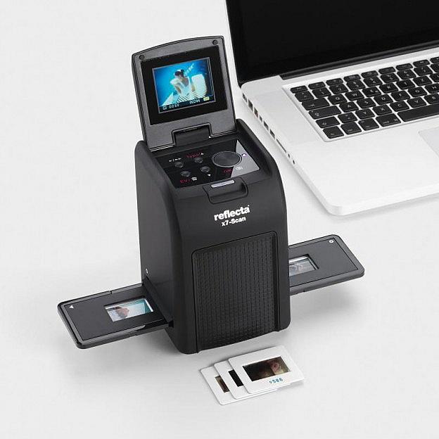Dia-Film-Scanner 14 Megapixel