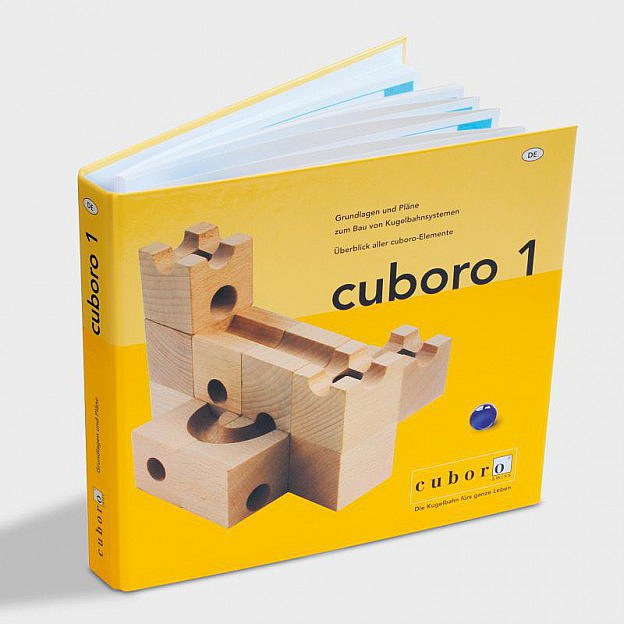 Cuboro 1 - das Buch