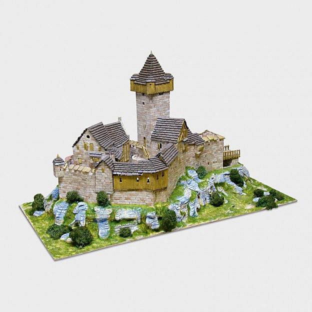 Bausatz Burg Falkenstein