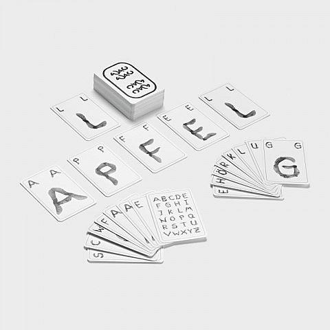 Buchstabenspiel Wau Wau