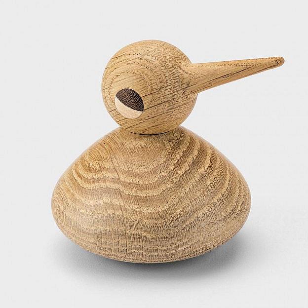 Holzvogel Bird Chubby, Eiche