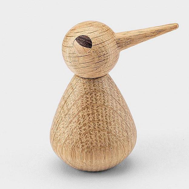 Holzvogel Bird klein, Eiche