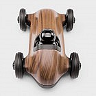 Roadster Clyde Walnuss
