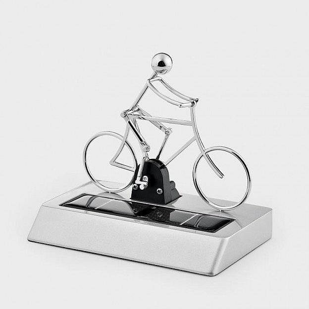 Solar-Radfahrer