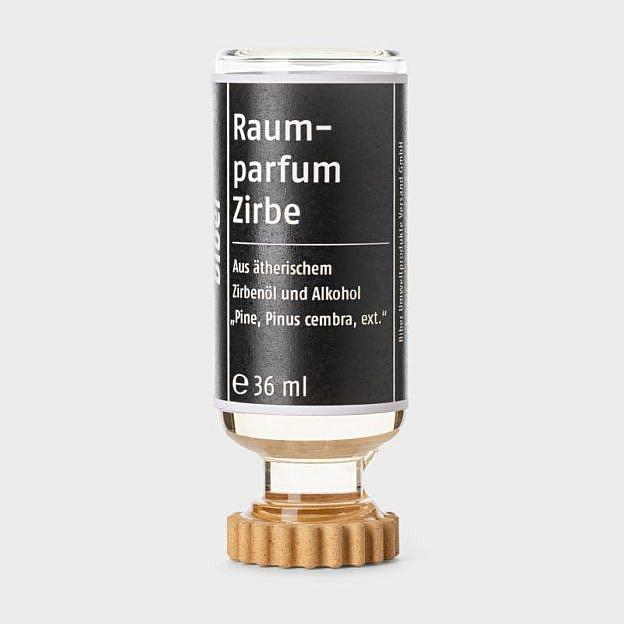 Zirbenöl-Ersatzflakon (Raumlüfter) 36 ml