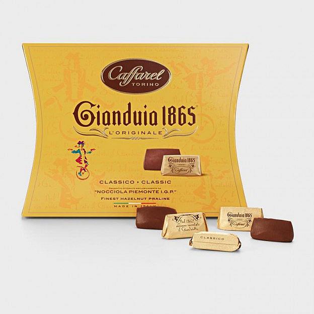 Original-Gianduja Caffarel 1865, klassisch