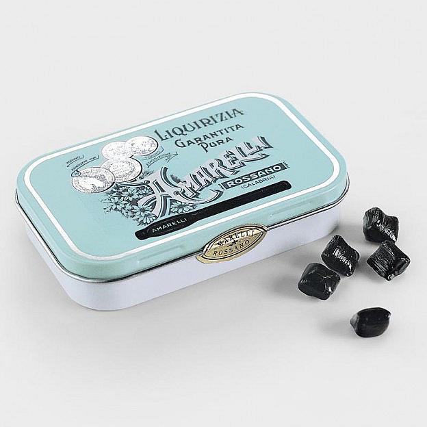 Original-Amarelli-Lakritze vom ältesten Produzenten der Welt