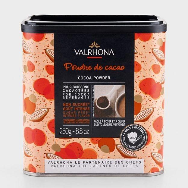 Valrhona-Kakaopulver