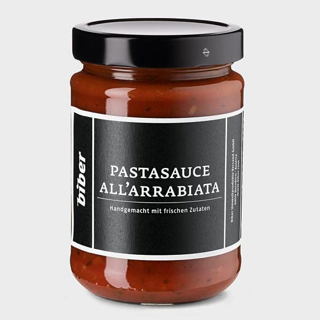 Pastasauce all' Arrabbiata