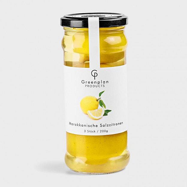 Marokkanische Salzzitronen