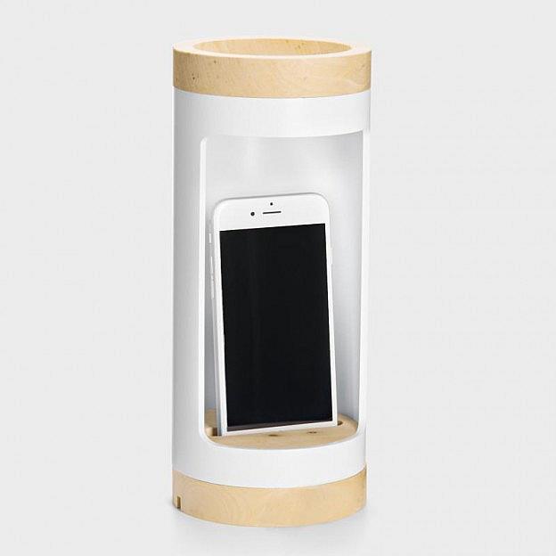 Strahlenschutzhalter für Smartphones