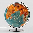 Tischglobus Acrylglas beleuchtbar