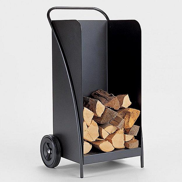 Holzwagen Stahl