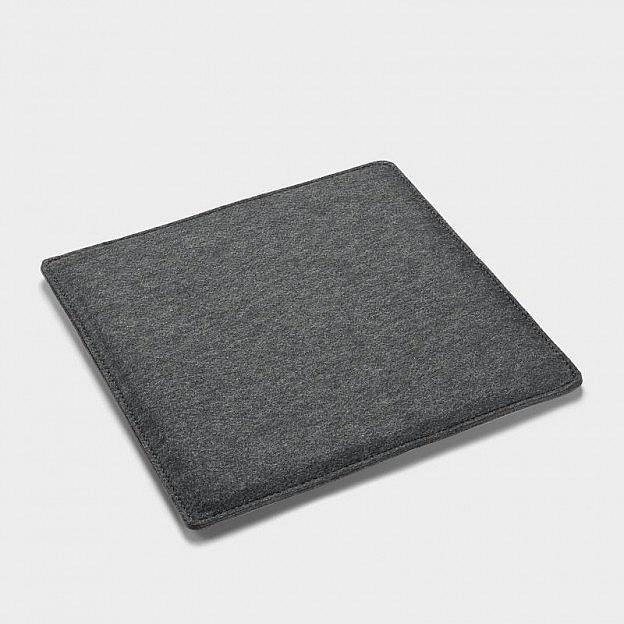 Sitzkissen Filz quadratisch 40 x 40 cm