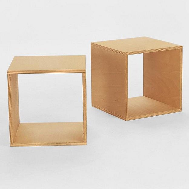 Nachtkästchen Cube