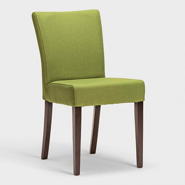 Stuhl Stoff Softy, grün