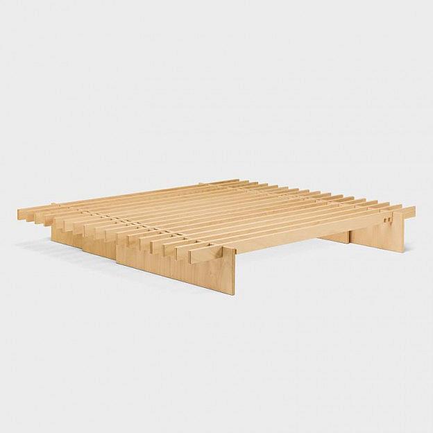 Variables Einzel- und Doppelbett Parallel