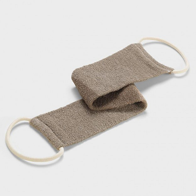 Massageband Leinen/Kupfer