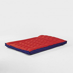 luftmatratze gummierte baumwolle. Black Bedroom Furniture Sets. Home Design Ideas