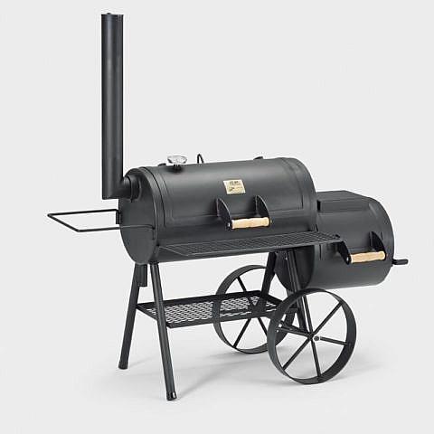 Original Joe´s Barbecue Smoker - Der Weltmeistergrill