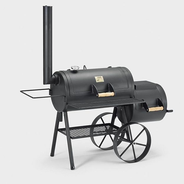 Original Joe´s Barbecue Smoker - Der Weltmeistergrill