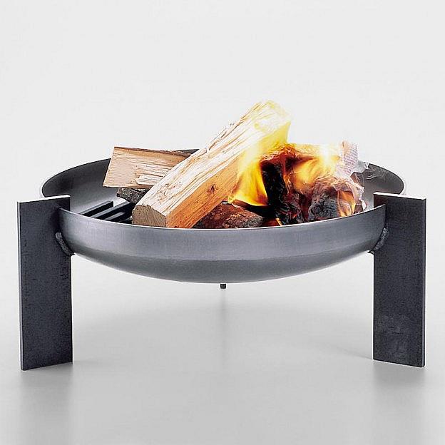 Feuerstelle aus Stahl