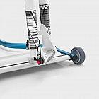Gabelhalterung Schnellspanner Aluminium