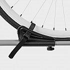 Hochklappbarer Fahrradständer