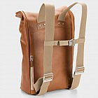 Brooks-Roll-Top Rucksack Leder