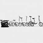 E-Faltrad-Eego 16 Zoll - 2 Antriebssysteme