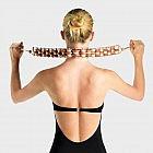 Schulter- und Nackenmassageroller Buche