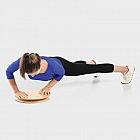 Rückenmuskulatur-Rotationstrainer Birke