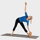 Yogablock Kork, 2er-Set
