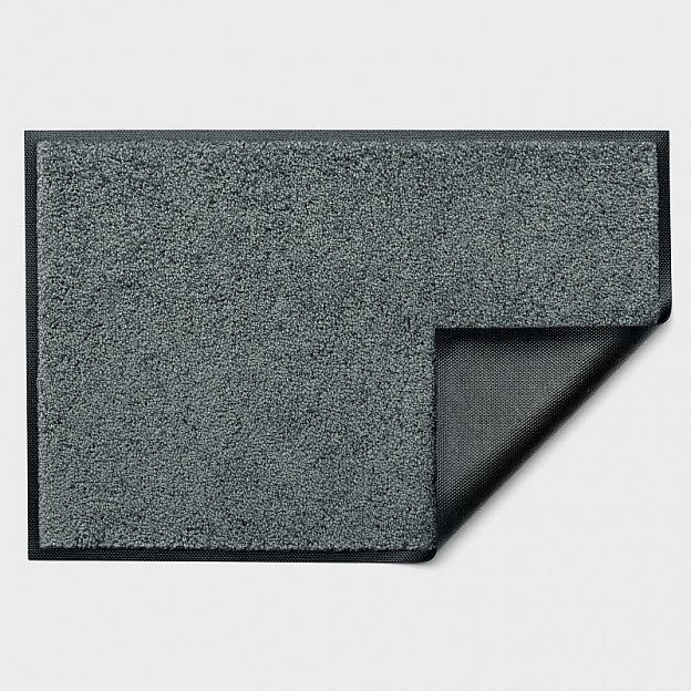 Fußmatte Polyamid 50 x 75 cm, anthrazit