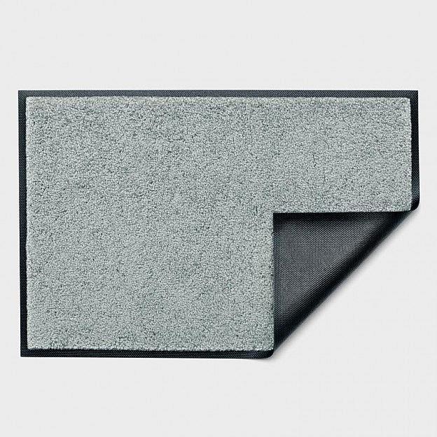 Fußmatte Polyamid 60 x 180 cm, grau