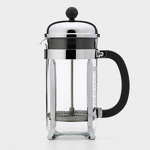 Stabfilter-Kaffeezubereiter Pressmethode