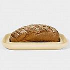 Brotbackform mit Wasserrinne, Keramik