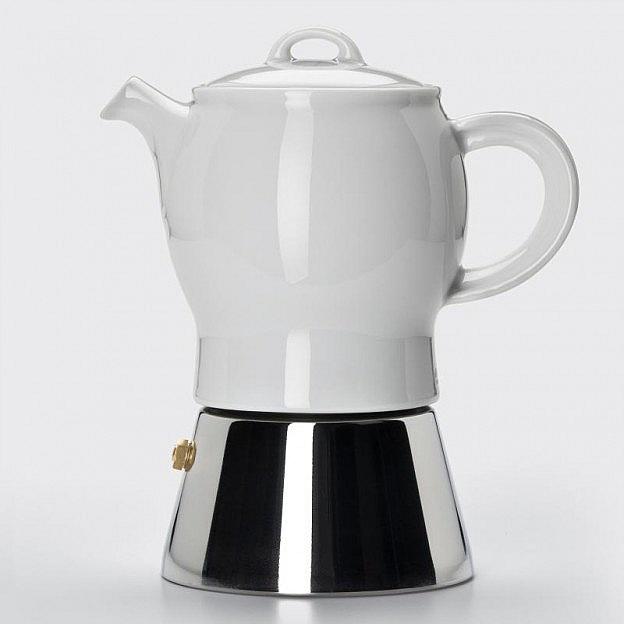 Espressozubereiter für 4 Tassen