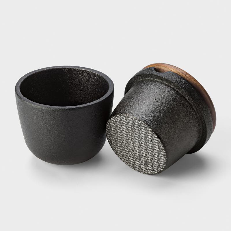 biber umweltprodukte kr uter und gew rzm hle gusseisen. Black Bedroom Furniture Sets. Home Design Ideas