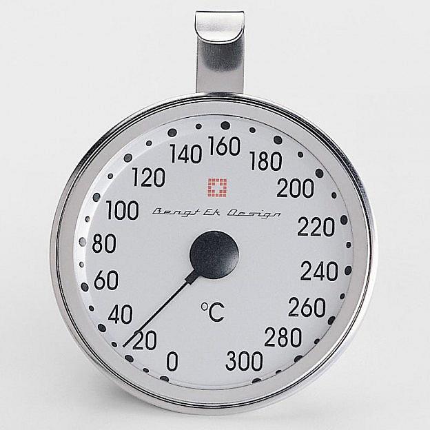 Backrohrthermometer
