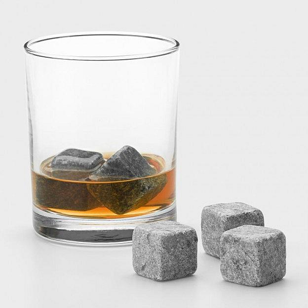 Eis-Steine
