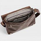 Überschlagtasche Rindsleder